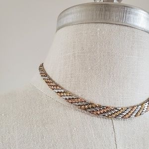 Jewelry - Sterling Silver Choker Necklace